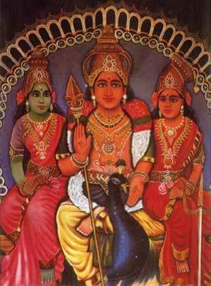 Misconception about Lord Kartikeya